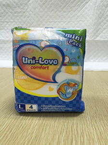 OEM Disposable Nappy Breathable Back Firm Baby Diaper pictures & photos
