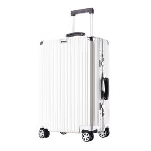 Travel Spinner Luggage Set Bag ABS Trolley Carry on Suitcase Tsa Lock pictures & photos