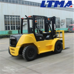 Ltma Price Competivie 5 - 10 Ton Diesel Forklift pictures & photos