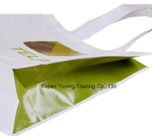 Tote Shopping Laminating Non Woven Bag with Customized Printing pictures & photos