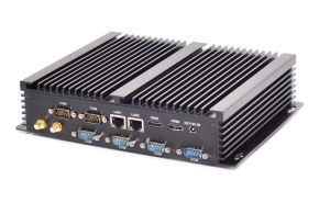Intel The Fourth Generation I3 Industrial Mini PC with Six COM Ports (JFTC4010UIT) pictures & photos