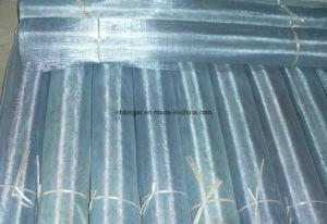 Galvanized Iron Window Screen Blue Finish pictures & photos