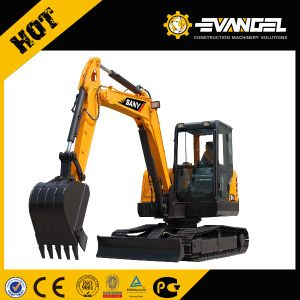 Sany 6 Ton Mini Excavator Hydraulic Crawler Excavator (SY60C) pictures & photos