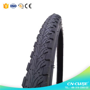 26*1 3/8 Inch Black Pattern Design Mountain Bicycle Tire pictures & photos