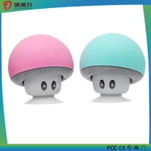 Professional High Tone Quality Mushroom Shape Mini Bluetooth Speaker pictures & photos