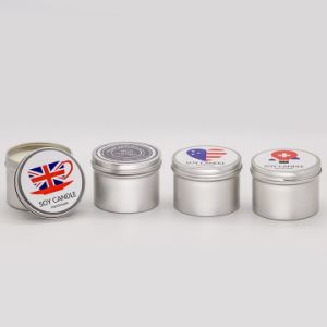 Seamless Candle Tins Aluminum Cans Factory pictures & photos