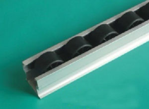 Black ESD Aluminum Alloy Placon Roller Track pictures & photos