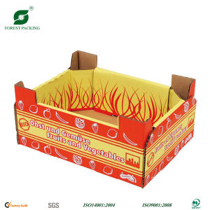 Paper Packaging Boxes For Fruit And Vegetables (Fp901455)