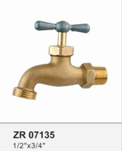 Zr07135 Brass Body Lavatory Tap pictures & photos