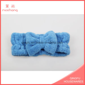 Factory Coral Fleece Woman Headband Cute Hair Accessories pictures & photos