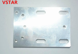 Customized High Precision CNC Machining Aluminum Motorcycle Part by Milling pictures & photos
