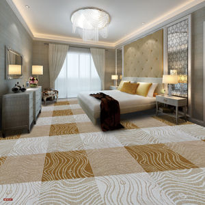 Hight Quality Jacquard Nylon Carpet Cheap Price pictures & photos