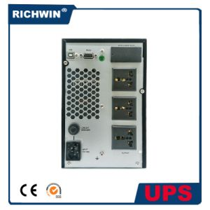 3kVA Pure Sine Wave High Frequency Backup Online UPS pictures & photos