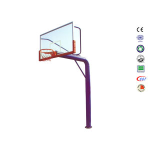 Cheap in-Ground Outdoor 10FT Basketball Goals on Park or Backyard pictures & photos
