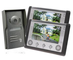 4 Wire Video Door Phone Doorbell 7 Inch Screen Home Security pictures & photos