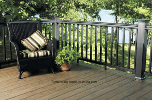 Outdoor Flooring Wood Plastic Composite WPC pictures & photos