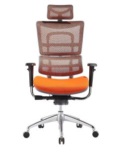 Grey Frame High End Commericial Place Ergonomic Chair pictures & photos