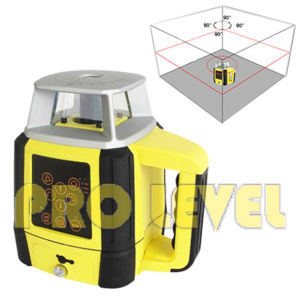 Electronic Sensor High Precision Rotary Laser Level (SRE-102A) pictures & photos