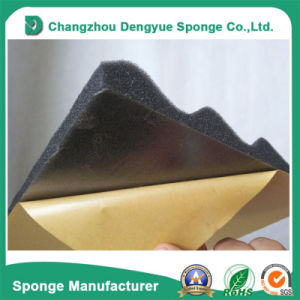 High Quality Acoustical Fireproof Noise Reduction Soundproof Foam Sponge pictures & photos