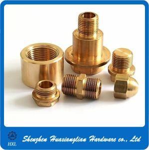 OEM Precision CNC Machine Turning Lathe Brass Parts pictures & photos