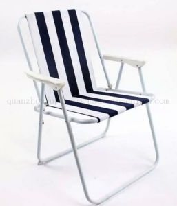 Custom Outdoor Folding Breathable Beach Fishing Camping Chair pictures & photos