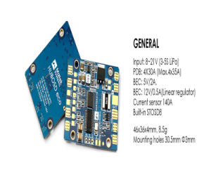 Matek Power Distribution Board Hubosd Eco pictures & photos