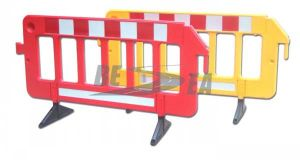PE Plastic Road Security Temporary Fence pictures & photos