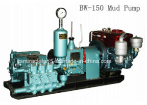 Reciprocating Single-Acting Triplex Piston Mud Pump (BW-150) pictures & photos