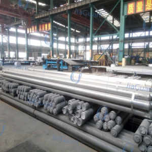 Round Aluminium Billet Bar 6063 6061 Used in Construction Industry pictures & photos