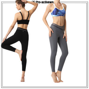 Women Sport Bra Breathable Compression Tight pictures & photos