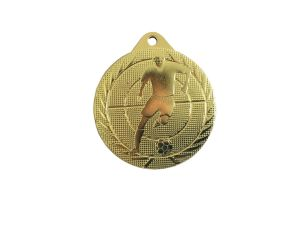 Custom Zinc Alloy 3D Football Sport Medal pictures & photos