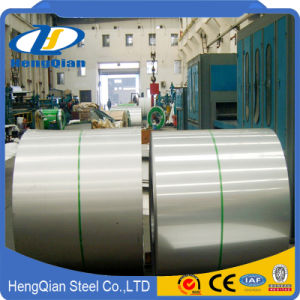 AISI 201 304 321 316 310S 409 430 Cold/Hot Rolled Stainless Steel Coil for Construction pictures & photos
