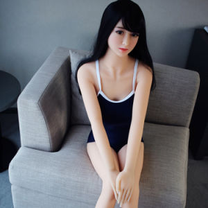 Ce Certification 140cm Asian Silicone Real Sex Doll pictures & photos