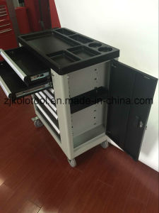 Tool Trolley, 7drawers Cabinet Tool Set pictures & photos