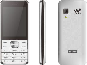 Cheapset Price 2.8inch Feature Mobile Phone Many Color Can Choose H2 pictures & photos
