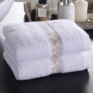 China Supplier High Quantity Large Size Cotton Bath Towels Sheet pictures & photos