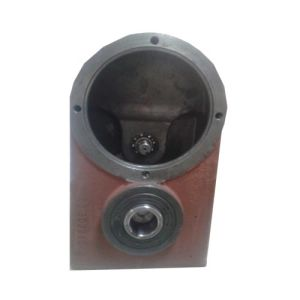Gearbox of Crane/Casting Parts/Iron Casting pictures & photos