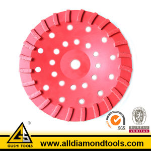 Diamond Cup Wheel for Grinding Concrete pictures & photos