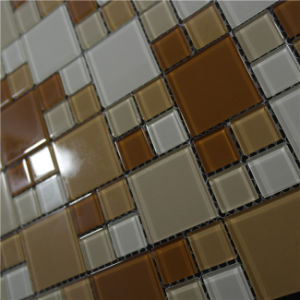 Decorative Building Material Glass Art Bathroom Mosaic Wall Tile pictures & photos