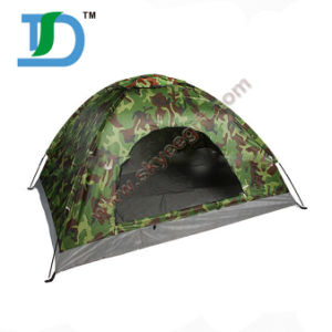 Fashion Camouflage Camping Tent Outdoor Camping Tent for 2-4 Persons pictures & photos