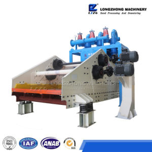 High Quality Tailings Dewatering and Vibarting Screening Machine for Ore pictures & photos