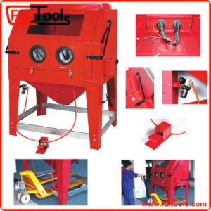 990L Industrial Cabinet Sandblaster pictures & photos