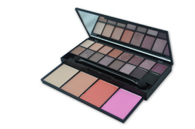 New Fashion! 20 Top-Quality Colors Eyeshadow and Blush