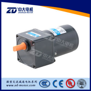 AC Reversible Gear Motor Normal Type, zd motor, 70mm 15W pictures & photos