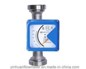 Screw-Thread Type Metal Tube Float Variable Area Flowmeter pictures & photos