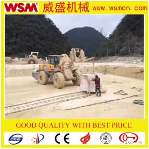 Cat Block Handler Equipment for Sale with Cutting Machine Explioting Mining pictures & photos