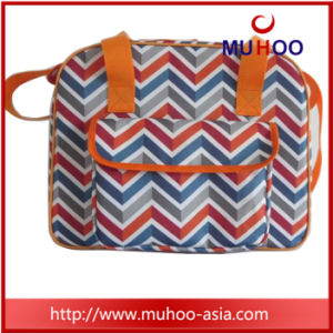Designer Printed Lunch Cooler Insulated Bags for Camping pictures & photos