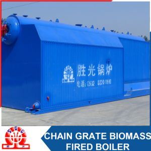 Steam Turbine Biomass Fired Boiler pictures & photos