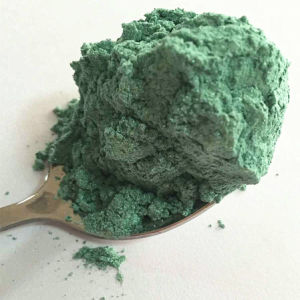 Chesir Apple Green Pearlescent Pigment for Ceramics Floor (QC4235C) pictures & photos