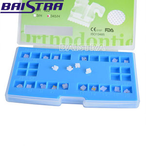 Comfortable Mbt Slot. 022 Dental Ceramic Bracket pictures & photos